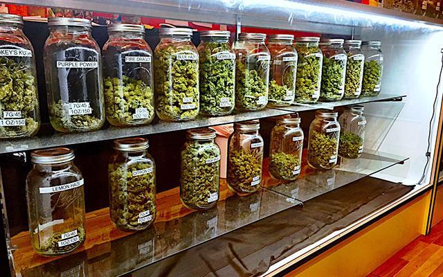 Medical Marijuana Dispensary 1