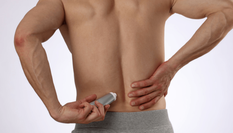 Pain Relief Cream For Back Pain